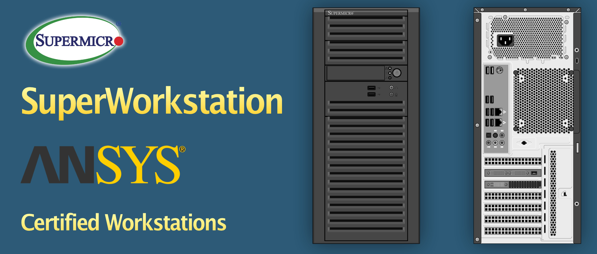 ANSYS workstations
