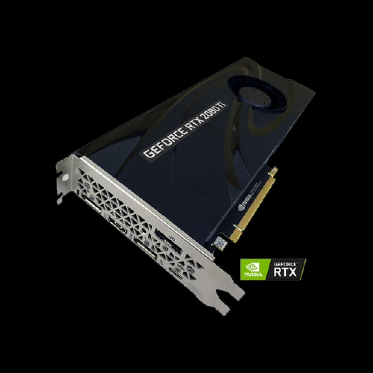 RTX 2080 Ti Blower Design