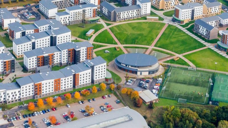 Hardware in Industriequalität für die Universität von Hertfordshire