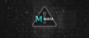 Virus in Maya-Dateien gefunden