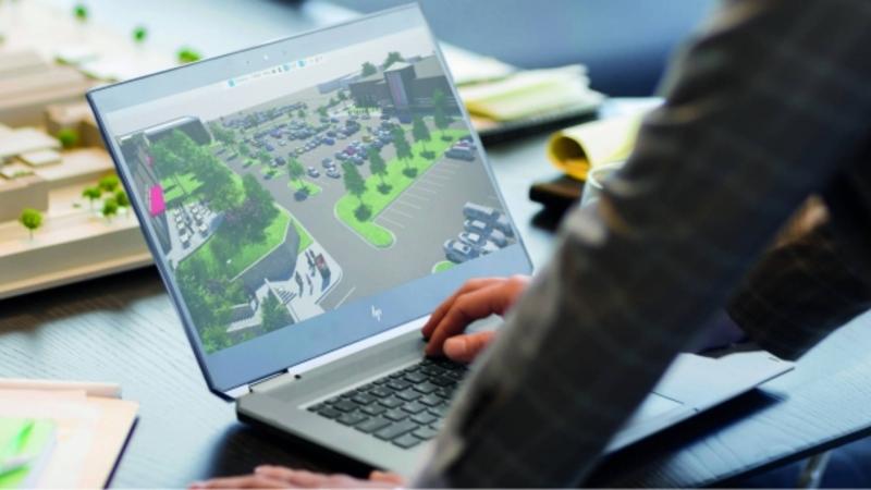 Leistungsfähiges Remote Working mit HP ZCentral Remote Boost